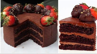 Chocolate Cake (Medium)