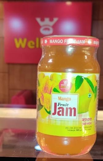 Mango Fruit Jam 500gm
