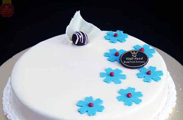 Vanilla Cake Small