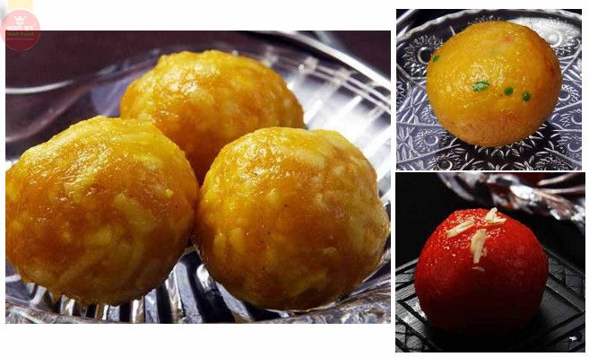 Mixed Laddu