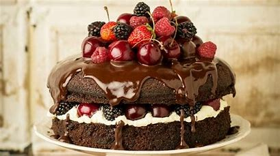 Chocolate Cake (Large)